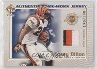 Corey Dillon #/198