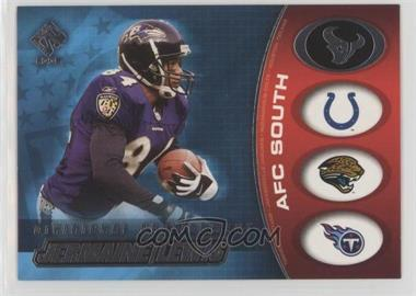 2002 Pacific Private Stock Reserve - Divisional Realignment #13 - Jermaine Lewis
