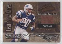 Troy Brown /250