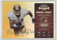 Cliff Russell #/50