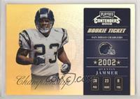 Quentin Jammer [Noted] #/50