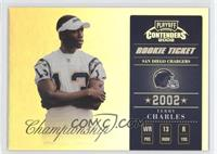 Terry Charles #/50