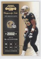 Deuce McAllister /250