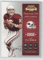 Jake Plummer /250