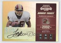 Ladell Betts /600
