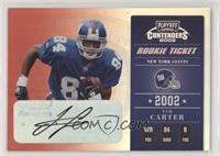 Tim Carter [Noted] #/600