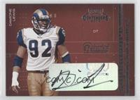 Damione Lewis #/400