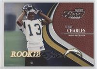 Terry Charles #/500