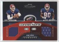 Rob Johnson, Eric Moulds #/500