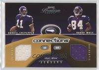 Daunte Culpepper, Randy Moss [Noted] #/500