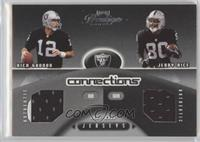 Rich Gannon, Jerry Rice /500