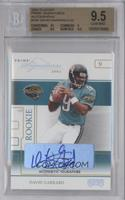 David Garrard [BGS 9.5 GEM MINT] #/120