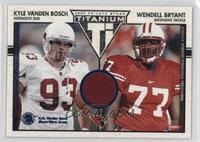 Wendell Bryant, Kyle VanWynsberghe /200
