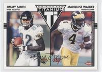 Jimmy Smith, Marcus Washington #/325