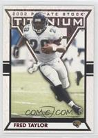Fred Taylor #/275