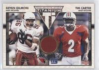 Bryan Gilmore, Tim Carter #/1,100