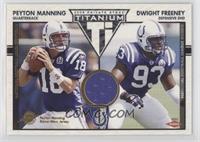Peyton Manning, Dwight Freeney /750