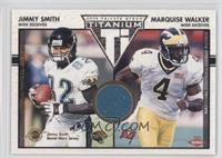 Jimmy Smith, Marquise Walker #/500