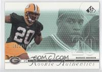 Marques Anderson #/1,150