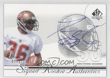 2002 SP Authentic - [Base] #211 - Travis Stephens /1150