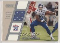 Michael Strahan [EX to NM] #/1,499