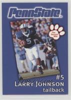 Larry Johnson [Noted]