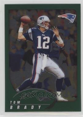 2002 Topps Chrome - [Base] #100 - Tom Brady