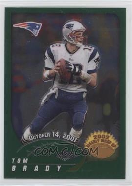 2002 Topps Chrome - [Base] #150 - Tom Brady
