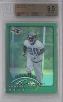 Ed Reed [BGS 9.5 GEM MINT]