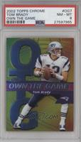 Tom Brady [PSA 8 NM‑MT]