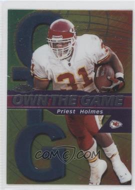 2002 Topps Chrome - Own the Game #OG9 - Priest Holmes