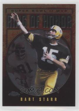 2002 Topps Chrome - Ring of Honor #BS2 - Bart Starr