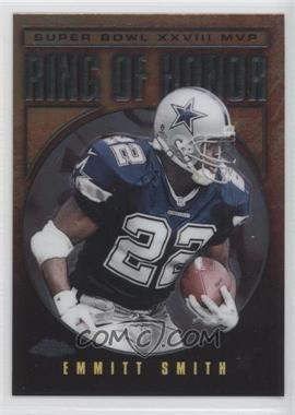 2002 Topps Chrome - Ring of Honor #ES28 - Emmitt Smith