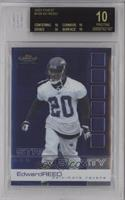 Ed Reed [BGS 10 BLACK]