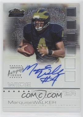 2002 Topps Finest - [Base] #126 - Marquise Walker /1200