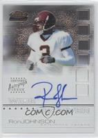 Ron Johnson #/1,200