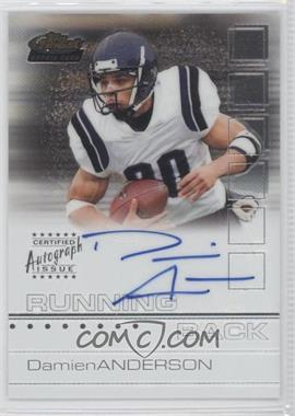 2002 Topps Finest - [Base] #136 - Damien Anderson /1200