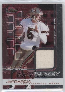 2002 Topps Finest - [Base] #64 - Jeff Garcia /999