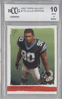 Julius Peppers (No Earring) [ENCASED]