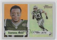 Santana Moss #/557