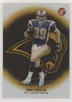 Eric Crouch [EX to NM] #/79