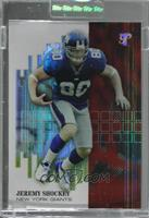 Jeremy Shockey [Uncirculated] #/499