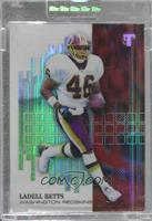 Ladell Betts [Uncirculated] #/499