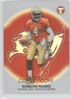 2002 Topps Pristine - [Base] - Refractor #165 - Marquise Walker /999