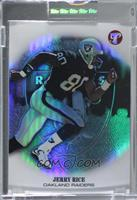 Jerry Rice [Uncirculated] #/349
