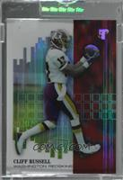 Cliff Russell [Uncirculated] #/499