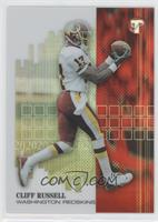 Cliff Russell #/499