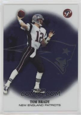 2002 Topps Pristine - [Base] #15 - Tom Brady