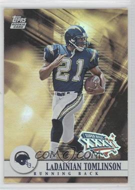 2002 Topps Super Bowl XXXVI Card Show - [Base] #17 - LaDainian Tomlinson
