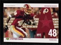 Stephen Davis #10/25